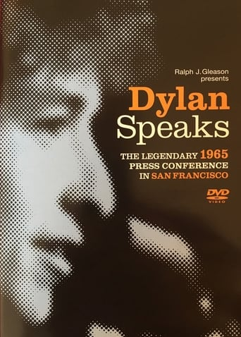 Poster of Dylan Speaks 1965