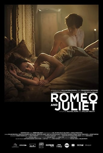 Romeo and Juliet: Beyond Words Poster