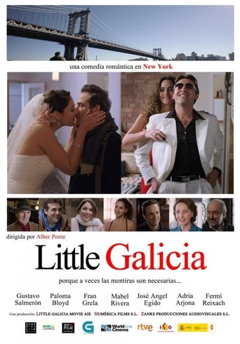 Poster of Little Galicia
