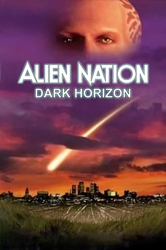 Poster of Alien Nation: Dark Horizon