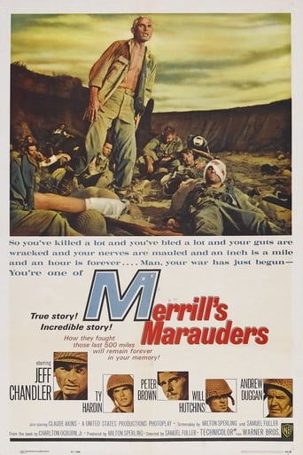 Poster of Merrill's Marauders