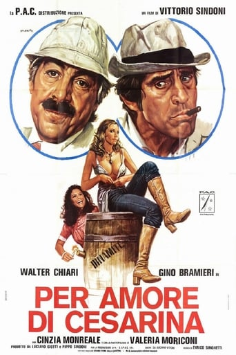 Poster of Per amore di Cesarina