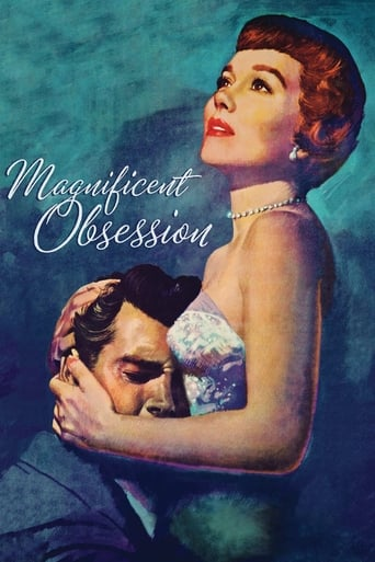 Poster of Magnificent Obsession