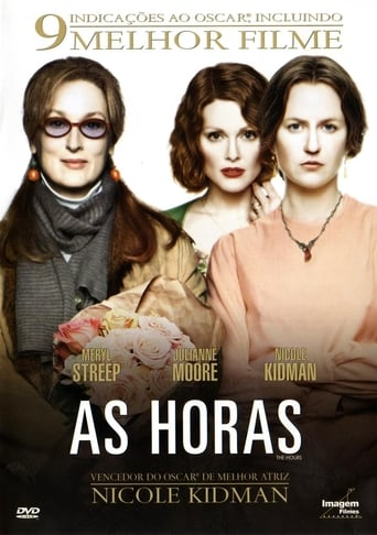 As Horas - Poster