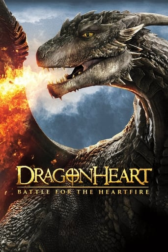 Poster of Dragonheart: Battle for the Heartfire