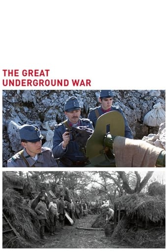 Watch The Great Underground War Online Free in HD