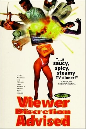 Poster of Viewer Discretion Advised