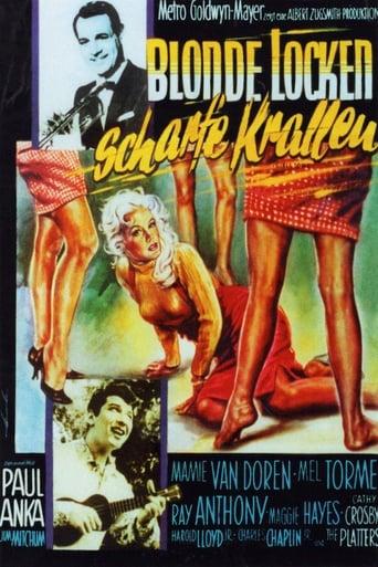 Blonde Locken - scharfe Krallen