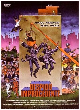 Poster of Despido improcedente