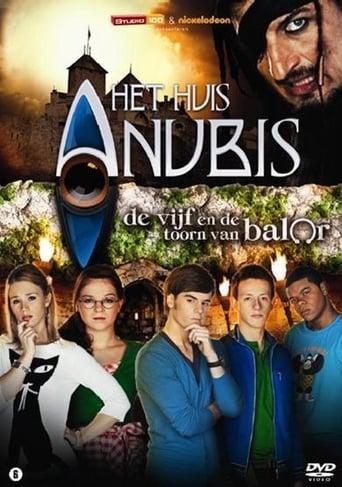 Het Huis Anubis - De Vijf en de Toorn van Balor
