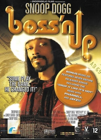 Poster of Boss'n Up