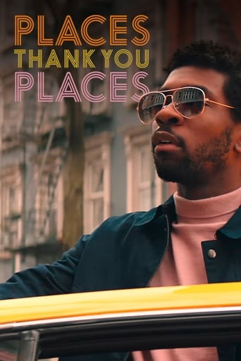Poster of Places, Thank You Places
