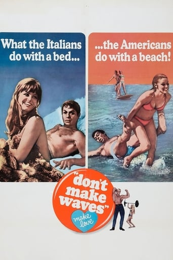 Poster of Don't Make Waves
