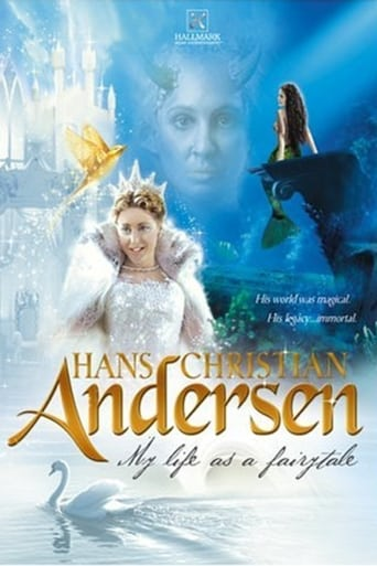 Poster of Hans Christian Andersen: My Life as a Fairytale
