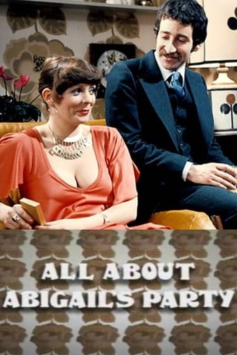 Poster of All About 'Abigail's Party'