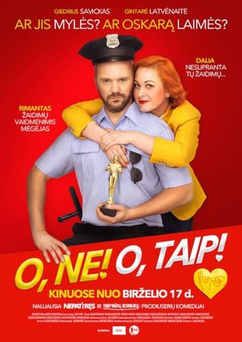 Poster of O, ne! O, taip!