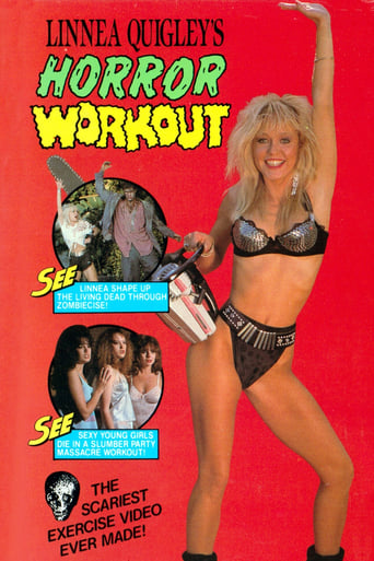 Poster of Linnea Quigley's Horror Workout