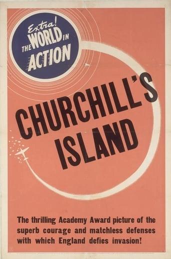 Poster of Churchill's Island