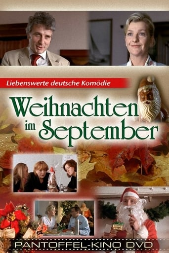 Poster of Weihnachten im September