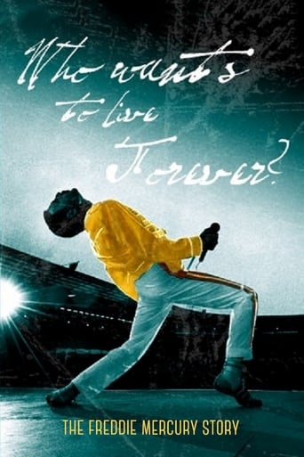 Poster of The Freddie Mercury Story: Who Wants to Live Forever?