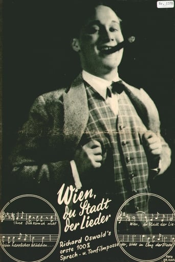 Poster of Vienna, City of Song