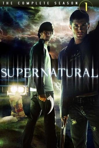 Sobrenatural 1ª Temporada - Poster