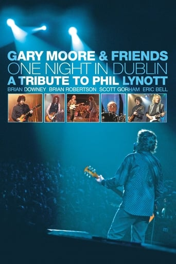 Gary Moore & Friends - One Night in Dublin