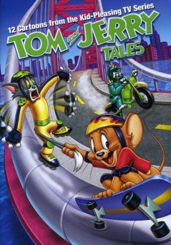 Poster of Tom and Jerry Tales, Vol. 5