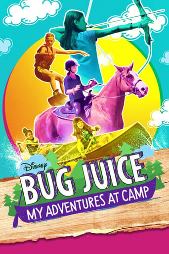 Bug Juice: My Adventures at Camp poster