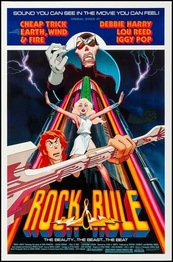 Poster of Rock & Rule