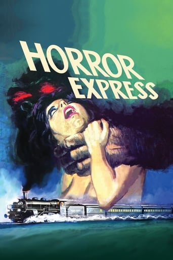 Poster of Horror Express