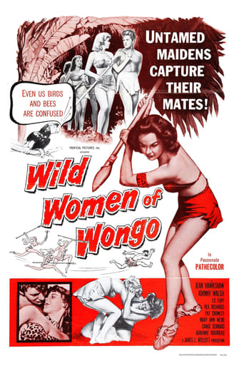 Poster of The Wild Women of Wongo