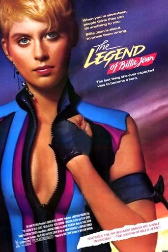 A Lenda de Billie Jean - Poster