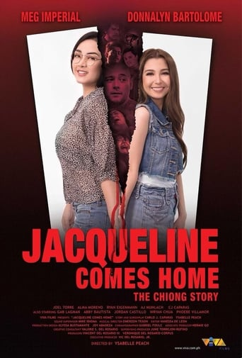 Poster of Jacqueline Comes Home: The Chiong Story