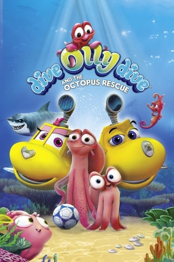 Poster of Dive Olly Dive and the Octopus Rescue