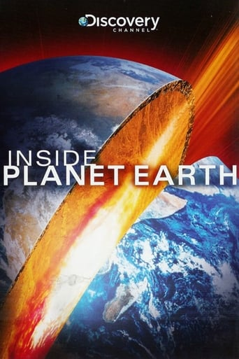 Inside Planet Earth poster