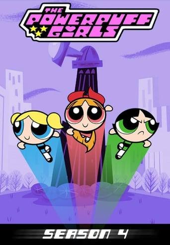 As Meninas Super-Poderosas 4ª Temporada - Poster