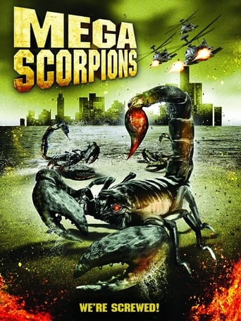 Poster of Mega Scorpions