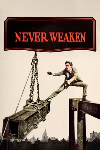 Watch Never Weaken Online