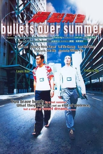 Poster of Bullets Over Summer