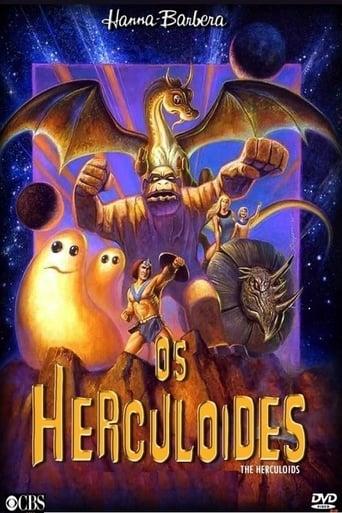 Poster of The Herculoids