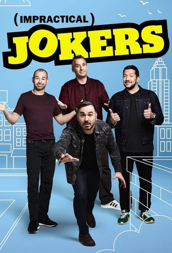 Poster of Impractical Jokers