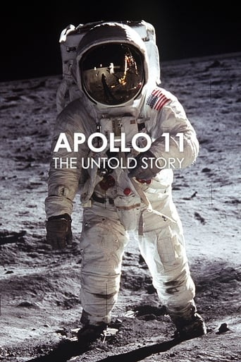 Poster of Apollo 11: The Untold Story