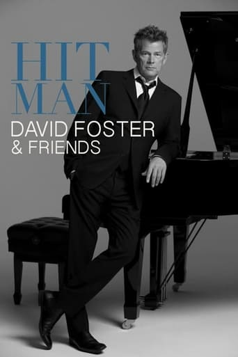 Poster of Hit Man: David Foster & Friends