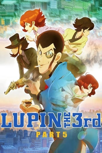 Poster of Lupin III: Part V