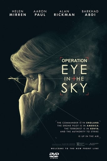 Poster of Eye in the Sky