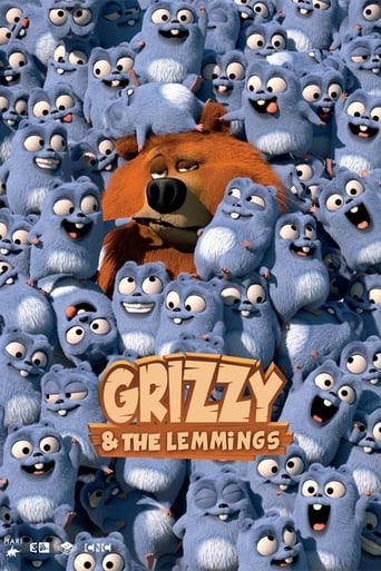 Capitulos de: Grizzy et les Lemmings