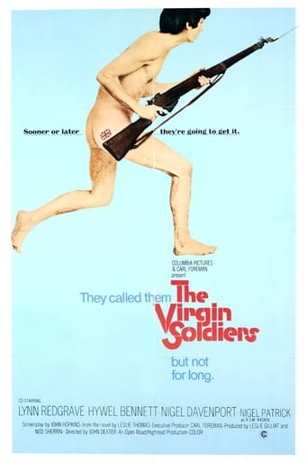 Poster of The Virgin Soldiers