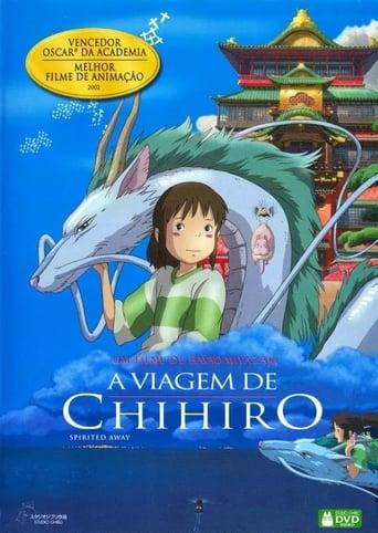 A Viagem de Chihiro Torrent (2001) Dublado / Dual Áudio BluRay 720p | 1080p – Download