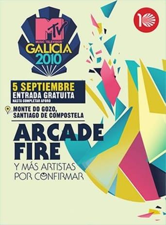 Ver Arcade Fire- MTV World Stage 2010 pelicula online